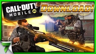 CALL OF DUTY MOBILE Pre-Register NOW! HOW TO GUIDE!!