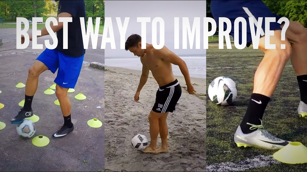 Barefoot vs. Cleats vs. Running Shoes?