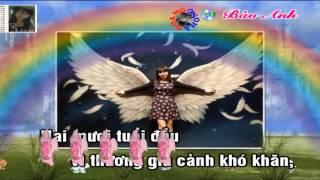 Nỗi Buồn Thân Con Gái Nhạc Chế Karaoke - Chế Nỗi Buồn Mẹ Tôi