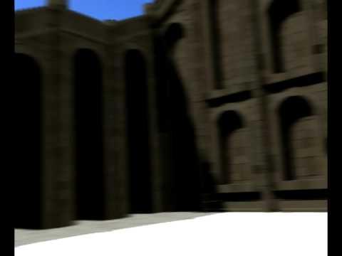Anarchyologist - Dennis at the Temple in Jerusalem (3D)