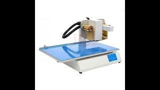 LY 500A foil press machine digital hot foil stamping printer machine  best sales
