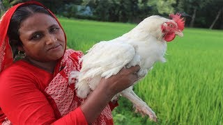 Village Food Parent Chicken Recipe Yummy Chicken Gravy Village Style Cooking Tasty Masala Chicken