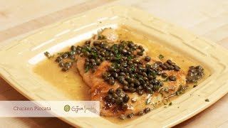 How To Make Chicken Piccata - Paleo Friendly & Gluten Free