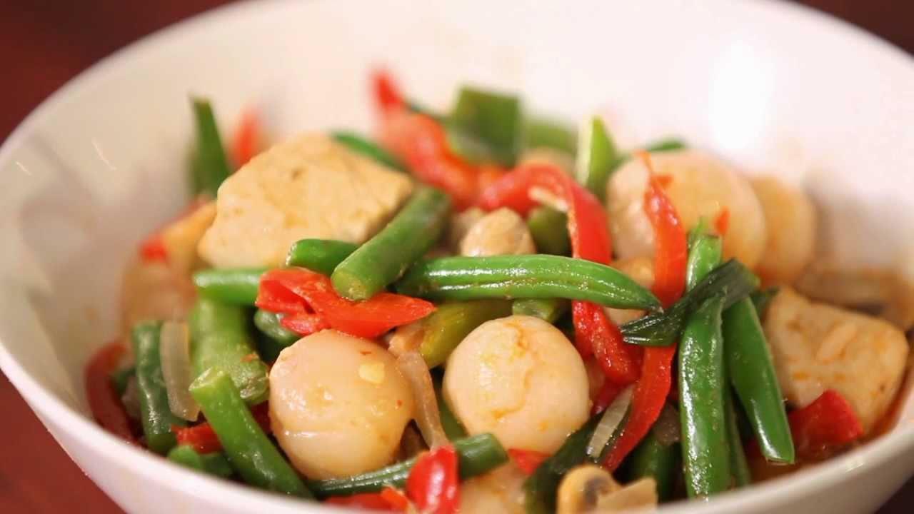 Thai Chicken Curry With Lychee Weight Watchers