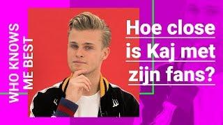 Mix - KAJ VAN DER VOORT over SEKS MET FANS?! | Who Knows Me Best