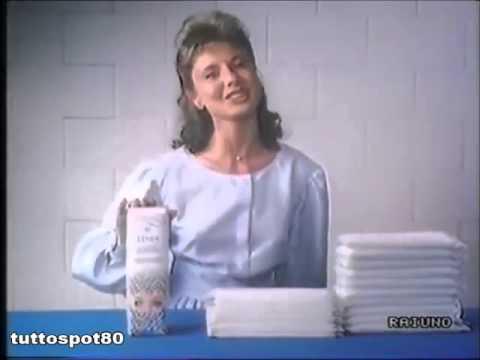 Spot  Lines Sottile con ANTONELLA ELIA  1988