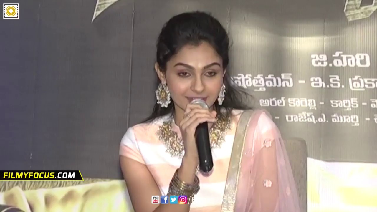 Andrea Jeremiah Responds On Actress Sleeping With Directors And -9786