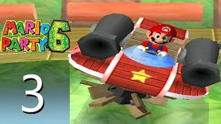 Mario Party 6 - Towering Treetop [Part 3]