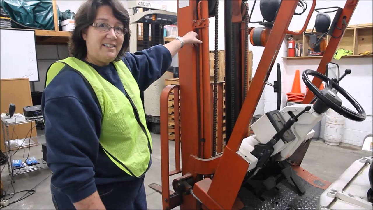Forklift training osha pre shift inspection youtube xflitez Choice Image