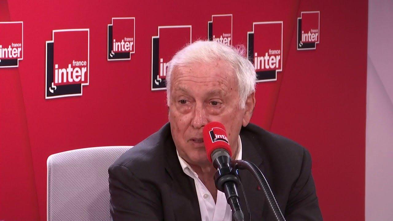 """Jean-François Delfraissy: """"La question essentielle, c'est ..."""