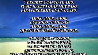 Amor, Amor, Amor (Anette Moreno, Playback, Karaoke, Pista)