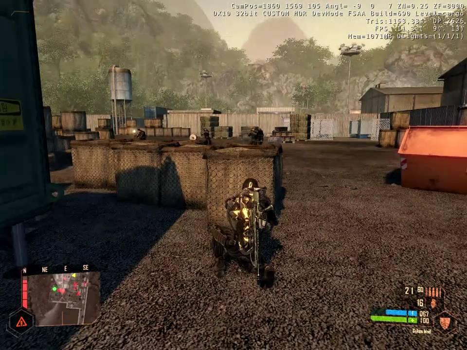 Crysis warhead trainer cheat youtube.