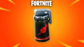 "Fortnite New ""Airstrike"" Grenade Update Gameplay! (Fortnite New Update)"