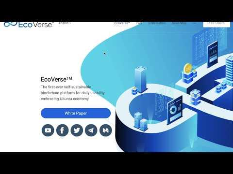 EcoVerse ICO. Гибридный блокчейн