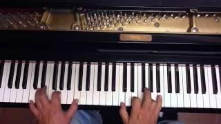 Tutorial piano y voz Me cuesta tanto olvidarte (Mecano)