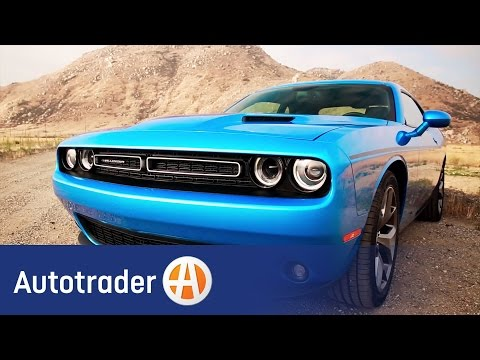 2015 Dodge Challenger | 5 Reasons to Buy | Autotrader