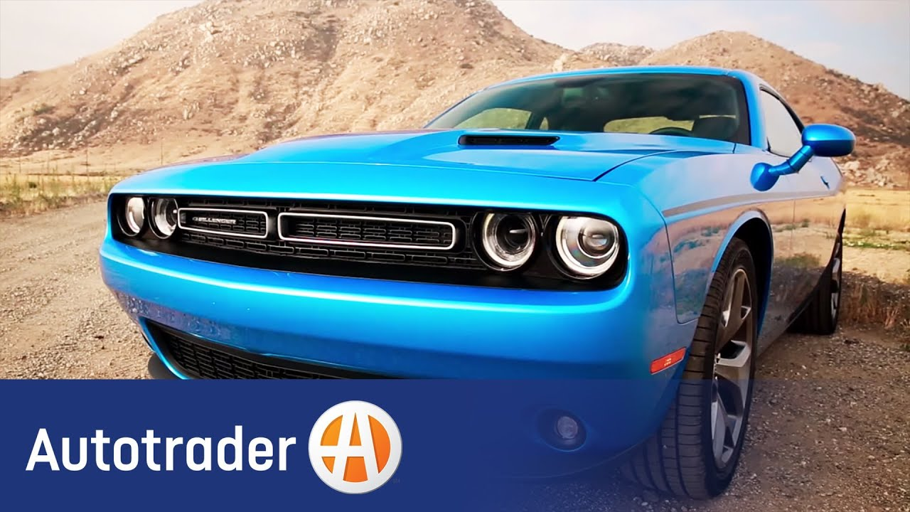 2015 Dodge Challenger | 5 Reasons to Buy | Autotrader - YouTube