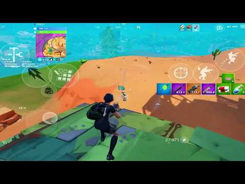 Insanely High Quality Gameplay - Fortnite Mobile 1080p 60fps Part 2