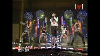 """원더걸스 Wonder Girls """"IRONY (아이러니)"""" Live A-LI[V]E 200…"""
