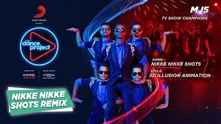 Baaki Baatein Peene Baad - Remix | MJ5 | Illusion Animation | Arjun Kanungo ft. Badshah