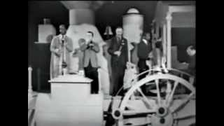 Newport All Stars, Ruby Braff, P.W.Russell, Vic Dickenson 1961 (1+2) Way Down Yonder + C-Jam Blues