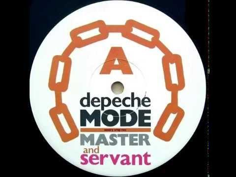 Master and servant depeche mode