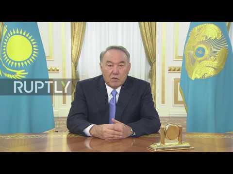 """Kazakhstan: President of Kazakhstan announces start of """"third modernisation"""" of the country"""