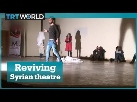 Reviving Syria's theatre culture