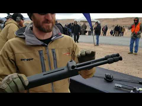 Swagger Bipods Shot Show 2019