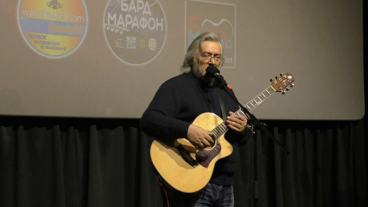 Концерт на Ленфильме в день рождения Владимира Высоцкого Часть 2