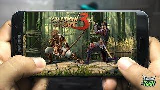 SAIUU! - FINALMENTE Shadow Fight 3 PARA ANDROID