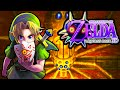 The Legend of Zelda Majora's Mask 3DS Gameplay Walkthrough Swamp Spider House Mask of Truth PART 6