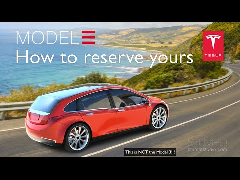 How to order your Tesla Model 3 - It's News From the Frunk Episode 62!