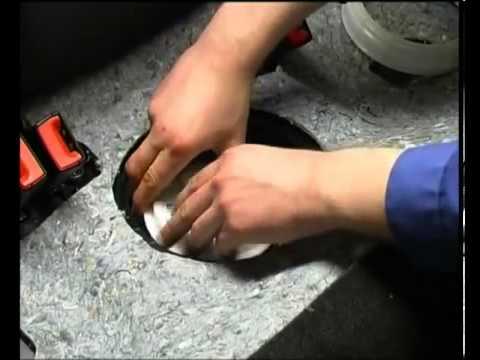Обучающий ролик (2007 год). Установка автономного отопителя Hydronic на Opel Corsa.