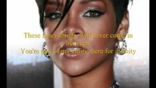 Rihanna-Umbrella Acoustic Full HQ instrumental with lyrics