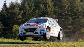 Best of Rallye 2016 (HD) crash et show et passages limites