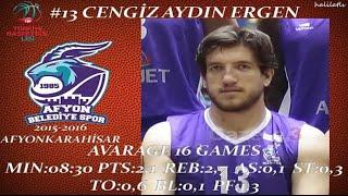 Gambar cover Cengiz Aydın Ergen 2015-2016 Afyonkarahisar Belediyespor TBL