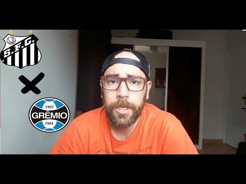 Santos 0 x 3 Grêmio - Críticas e cornetagem