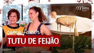 COMIDA MINEIRA 😍 TUTU DE FEIJÃO By Tia Regina