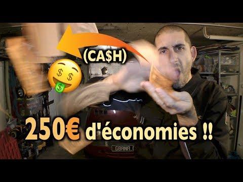 🤑  Changement Disques + Plaquettes 💶 MOINS DE 50 € !! ✅