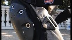 ProFlex® 335 Slip Resistant Rubber Cap Knee Pad - Review