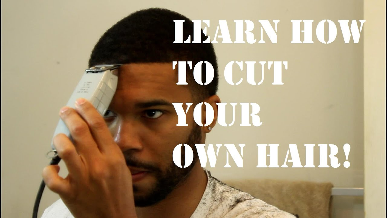 style your own hair how to cut your own hair 1380 | maxresdefault
