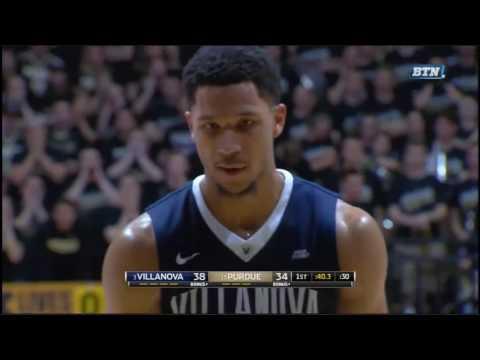 (NCAAM) #3 Villanova Wildcats at #15 Purdue Boilermakers in 20 Minutes - 11/14/16