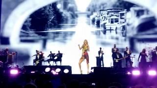 Celine Dion - Pour Que Tu M'aime Encore - Melbourne - Aug 7th, 2018