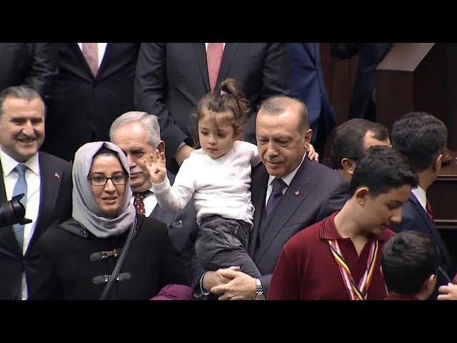 Cumhurbaşkanı'na Seslendi: ''Tayyip Dede''