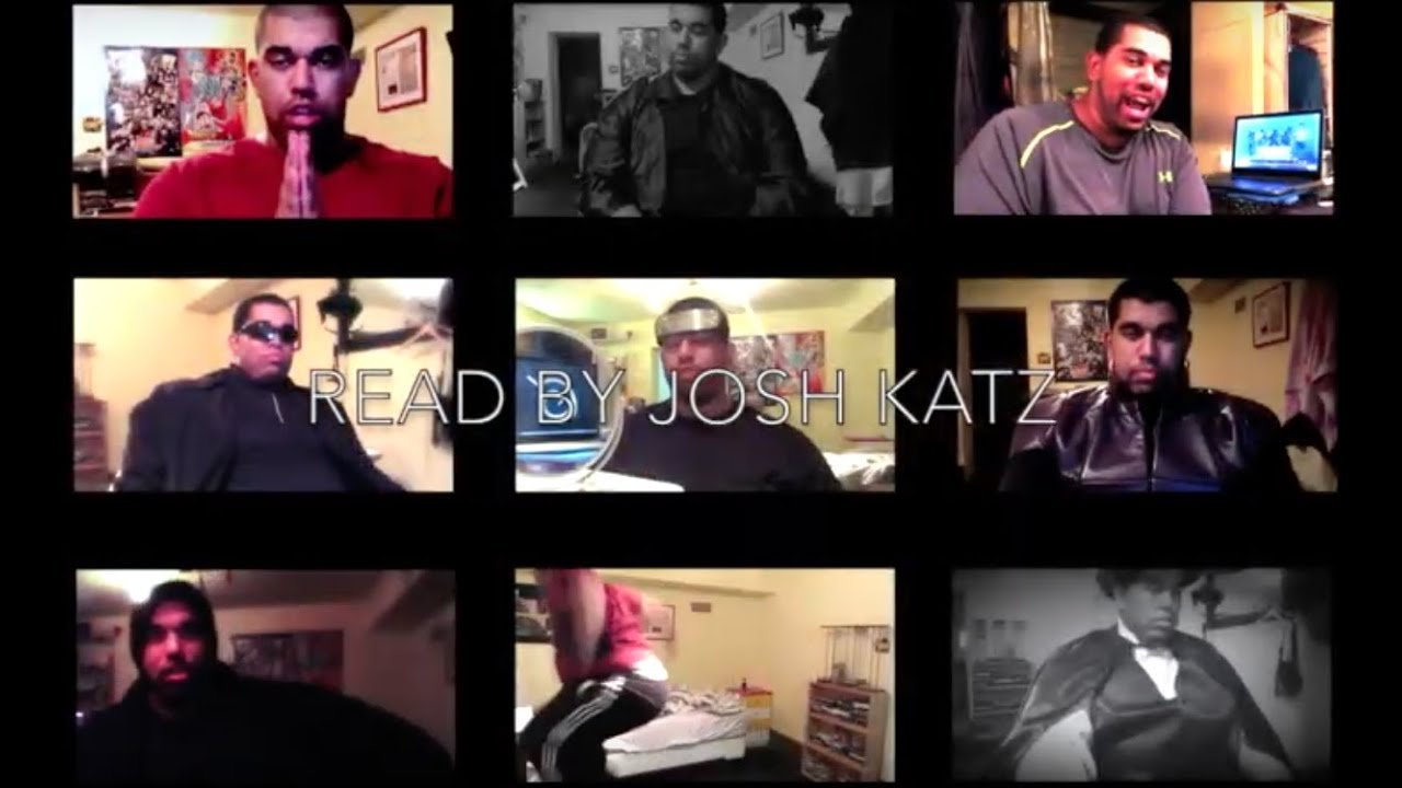 Josh Katz The Sword of The Sands Prologue Reading (Updated)