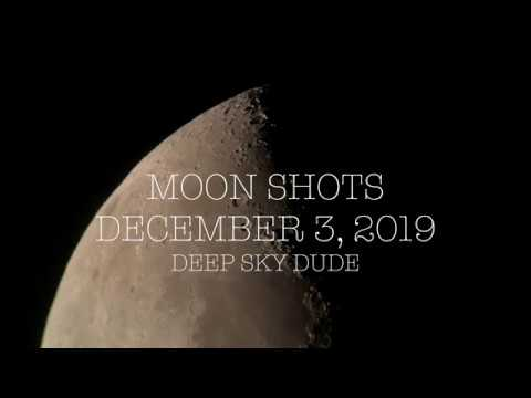 Postcards From The Moon - December 3, 2019