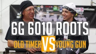 🔥 6G 6010 Roots: Old Timer vs Young Gun