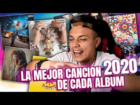 LA MEJOR CANCION DE CADA ALBUM REGGAETON 2020 [Reaccion]