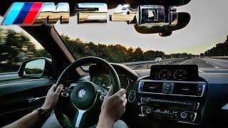BMW 2 Series M240i 2017 AutoBahn TOP SPEED Drive OnBoard Sound